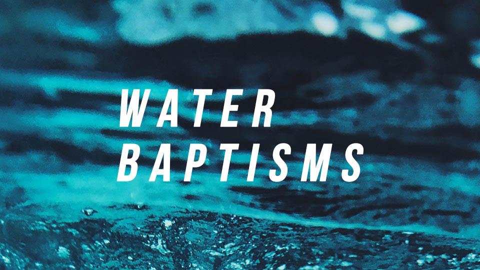 C3 Church Springfield WATER BAPTISMS